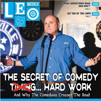 Creig's Leo cover