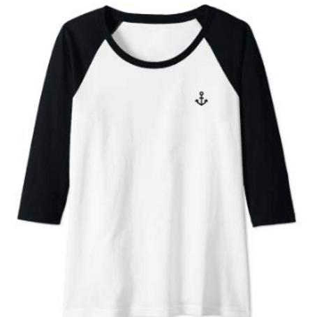 Women's Long Sleeve Baseball Shirt