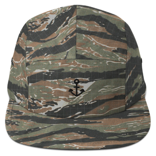 5 Panel Anchor Hat