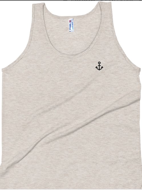 Unisex Anchor Tank Top