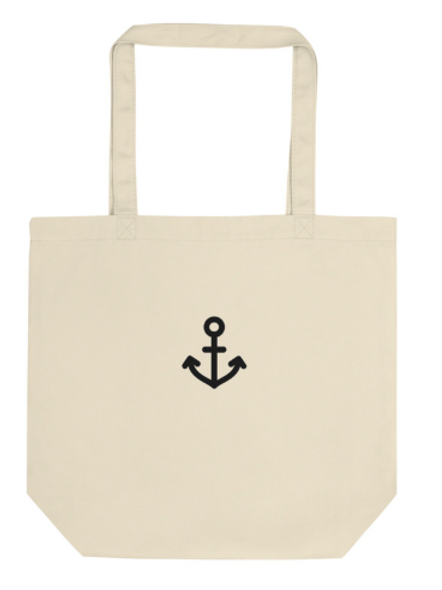 Eco Anchor Tote Bag