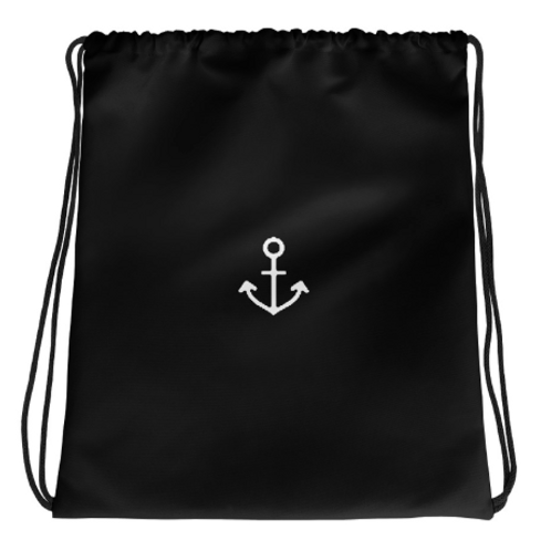 Drawstring Anchor Bag