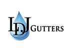 LDJ Gutters Logo
