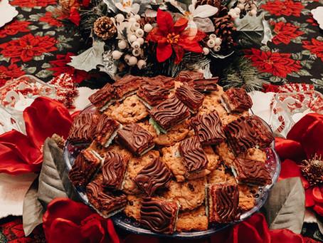 Mama DiBella's Italian Rainbow Cookies