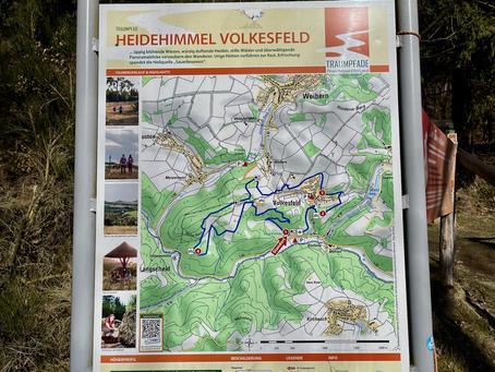 Traumpfad Heidehimmel Volkesfeld