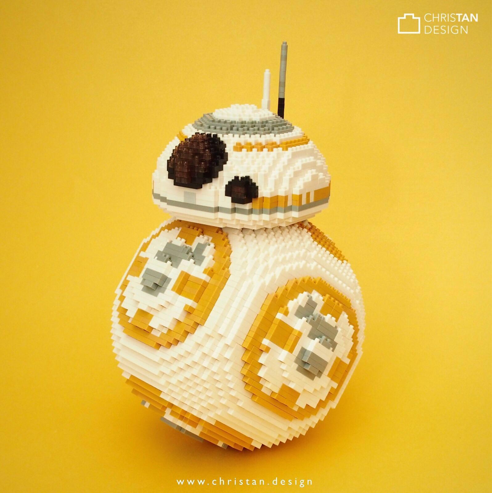 nanoblock BB-8