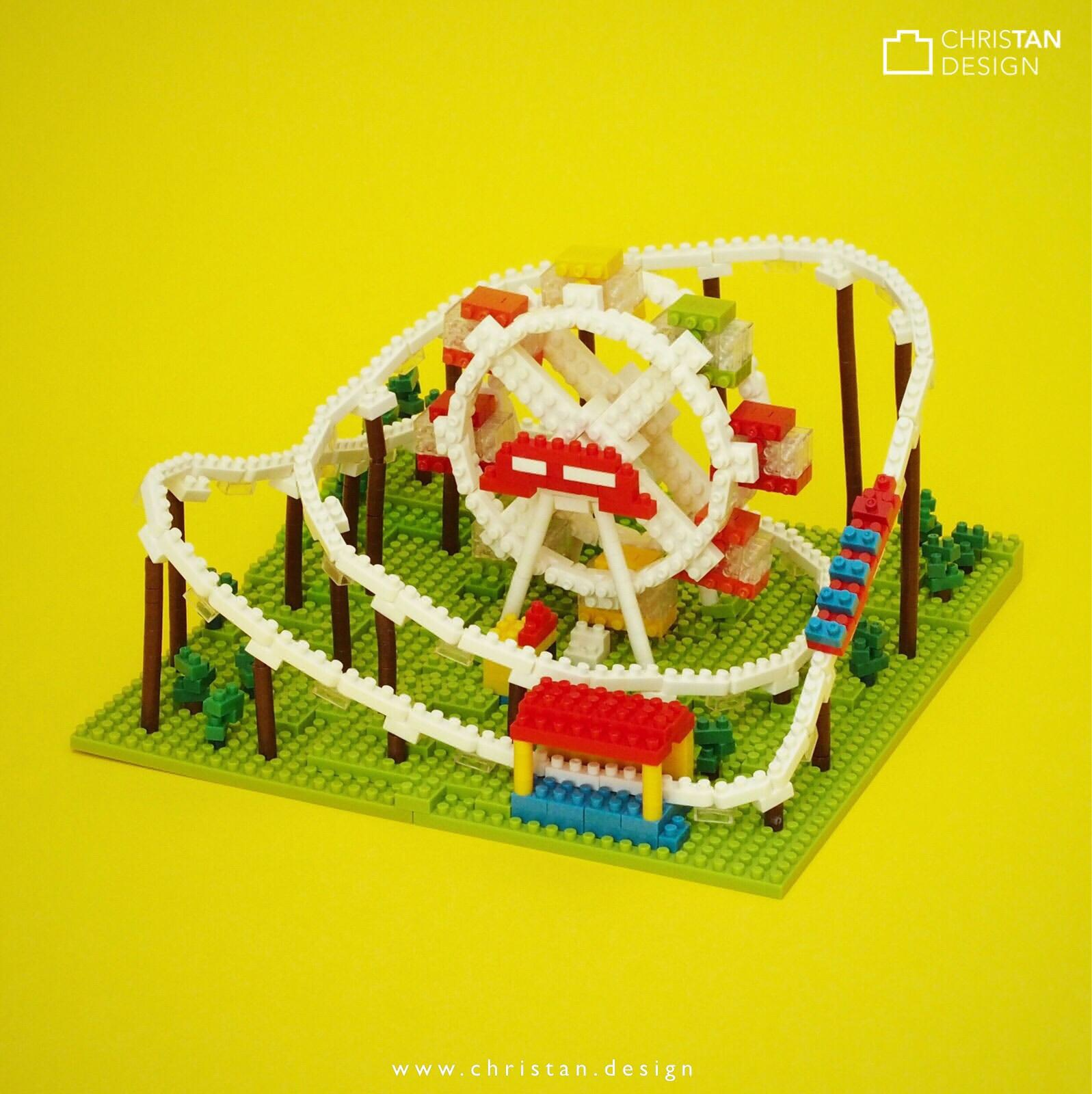 nanoblock Amusement Park