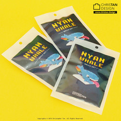 Nyan Whale