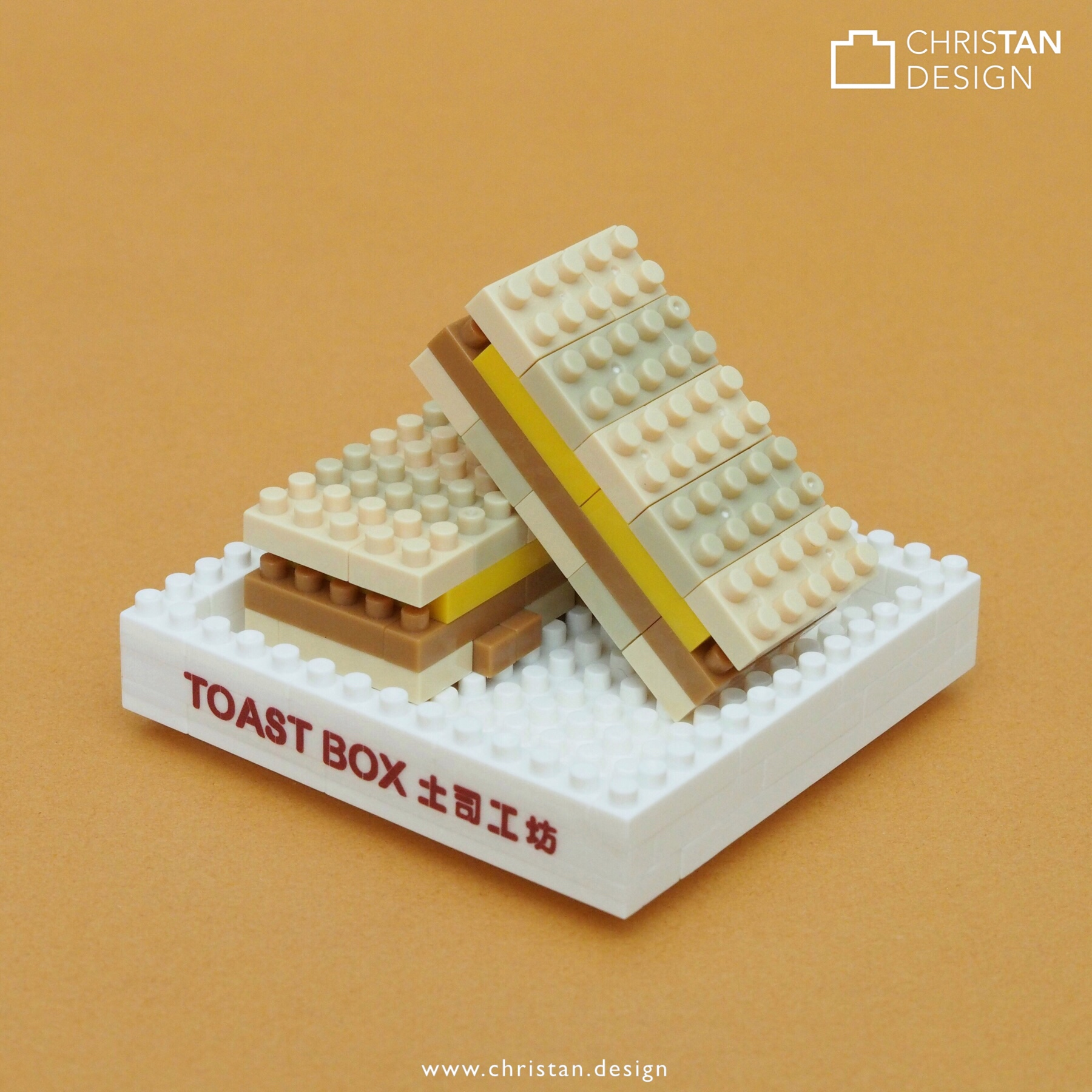 ToastBox Kaya Toast
