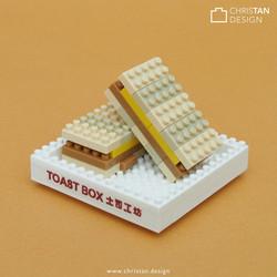 ToastBox Kaya Toast