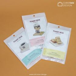 Custom Designs for ToastBox