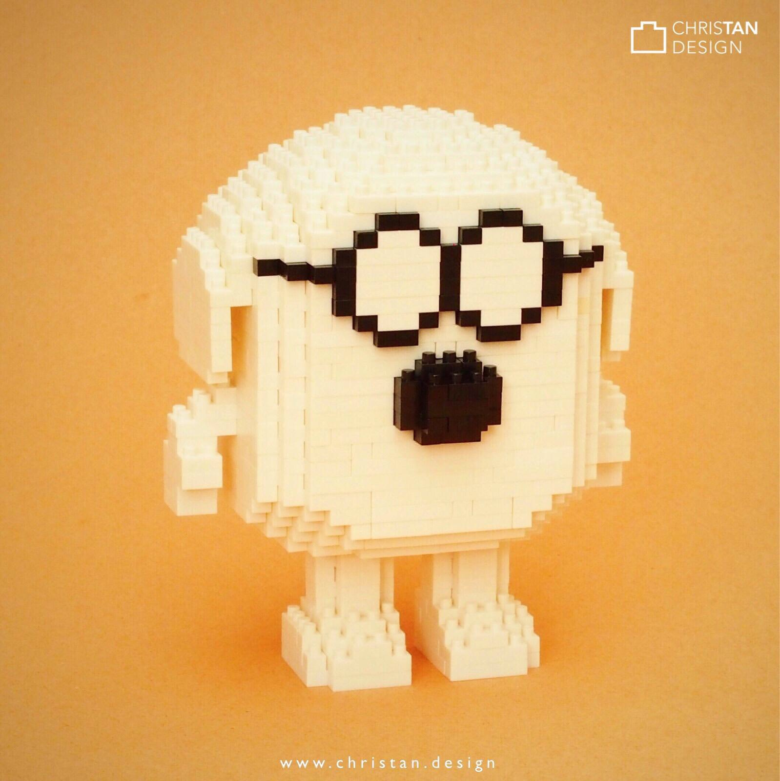 nanoblock Dogbert