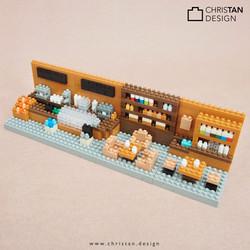 nanolock Cafe
