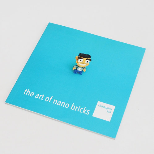 The Art of Nano Bricks (Inclusive Malaysia shipping)
