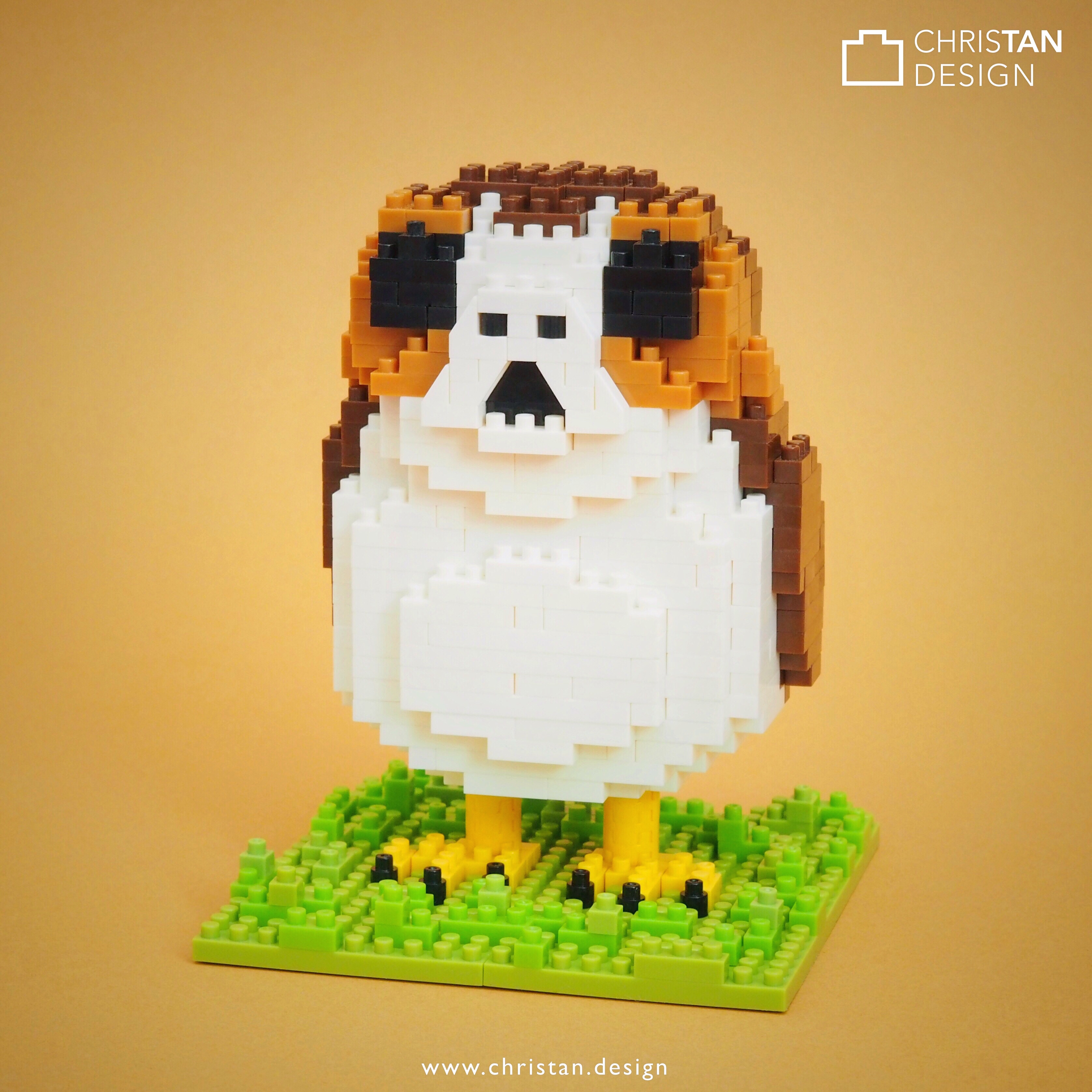 Porg from Stars Wars: The Last Jedi