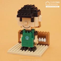 Starbucks Barista Girl