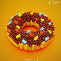 nanoblock Donut