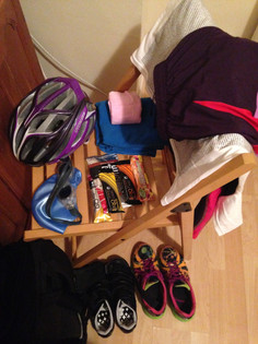What To Pack In Your Race Bag