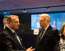 D-P Jalicon and J-M Ayrault
