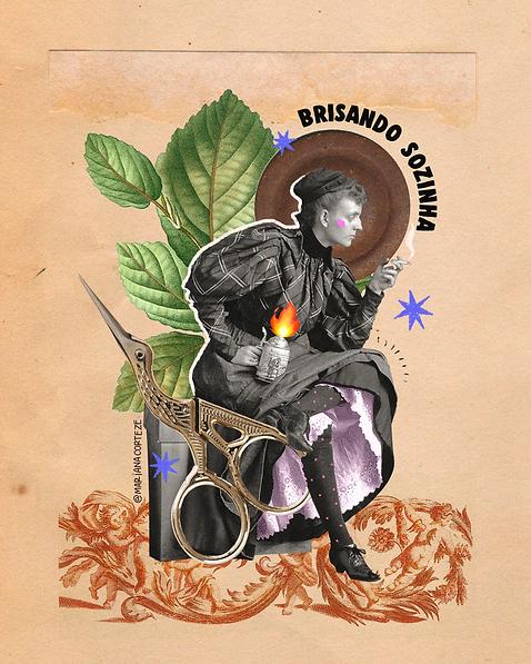 MARIANA CORTEZE // BRISANDO SOZINHA