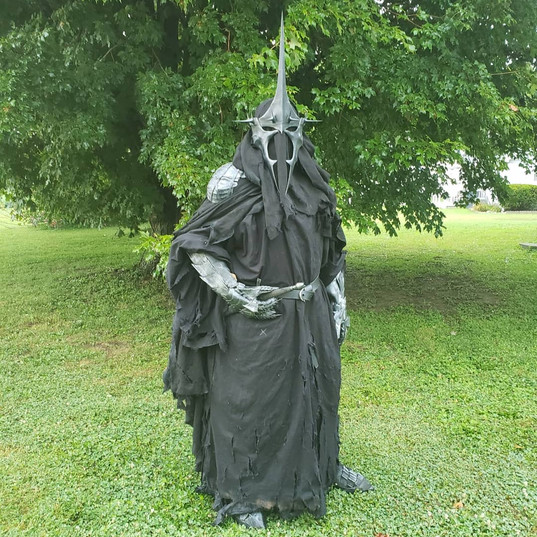 The Witch King of Angmar from The Lord of the Rings