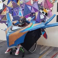 Magic Wheelchair