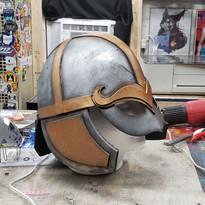 Viking Style Helmet