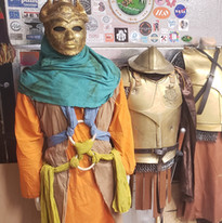Costumes in my shop
