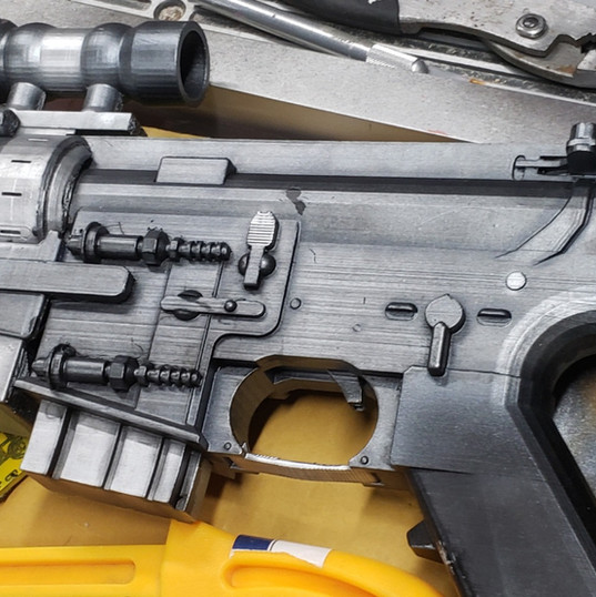 A300 Blaster Prop from Rogue One: A Star Wars Story