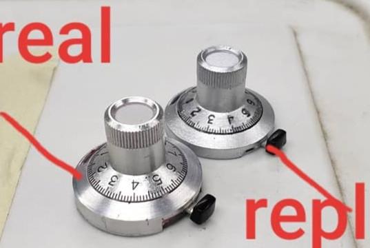 Potentiometer prop part and exact replica