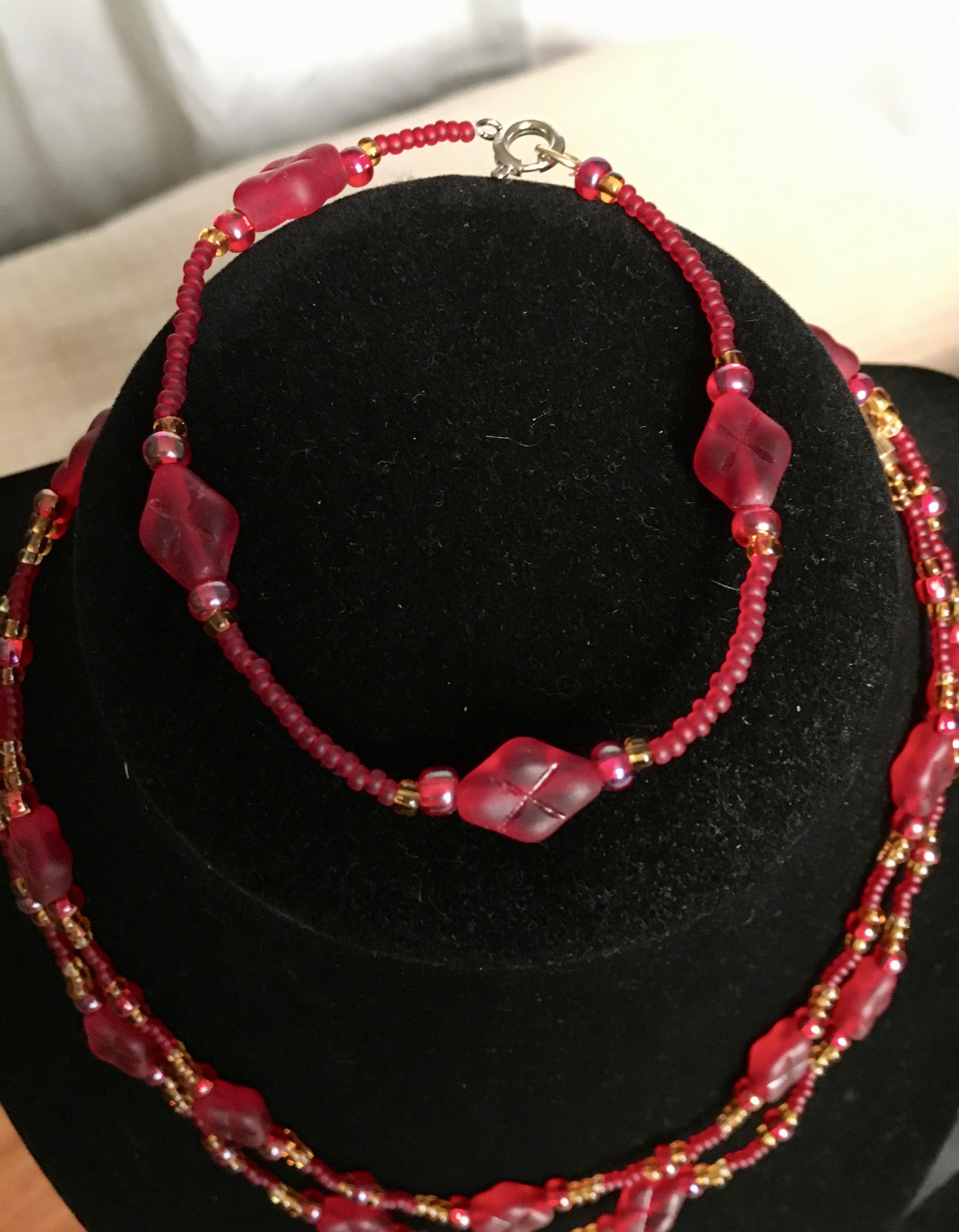Jewelry set bracelet