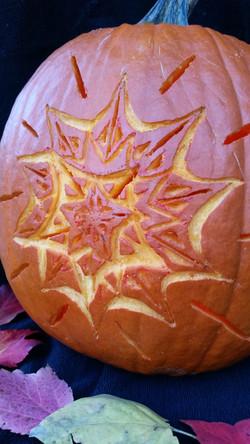 Pumpkin detail