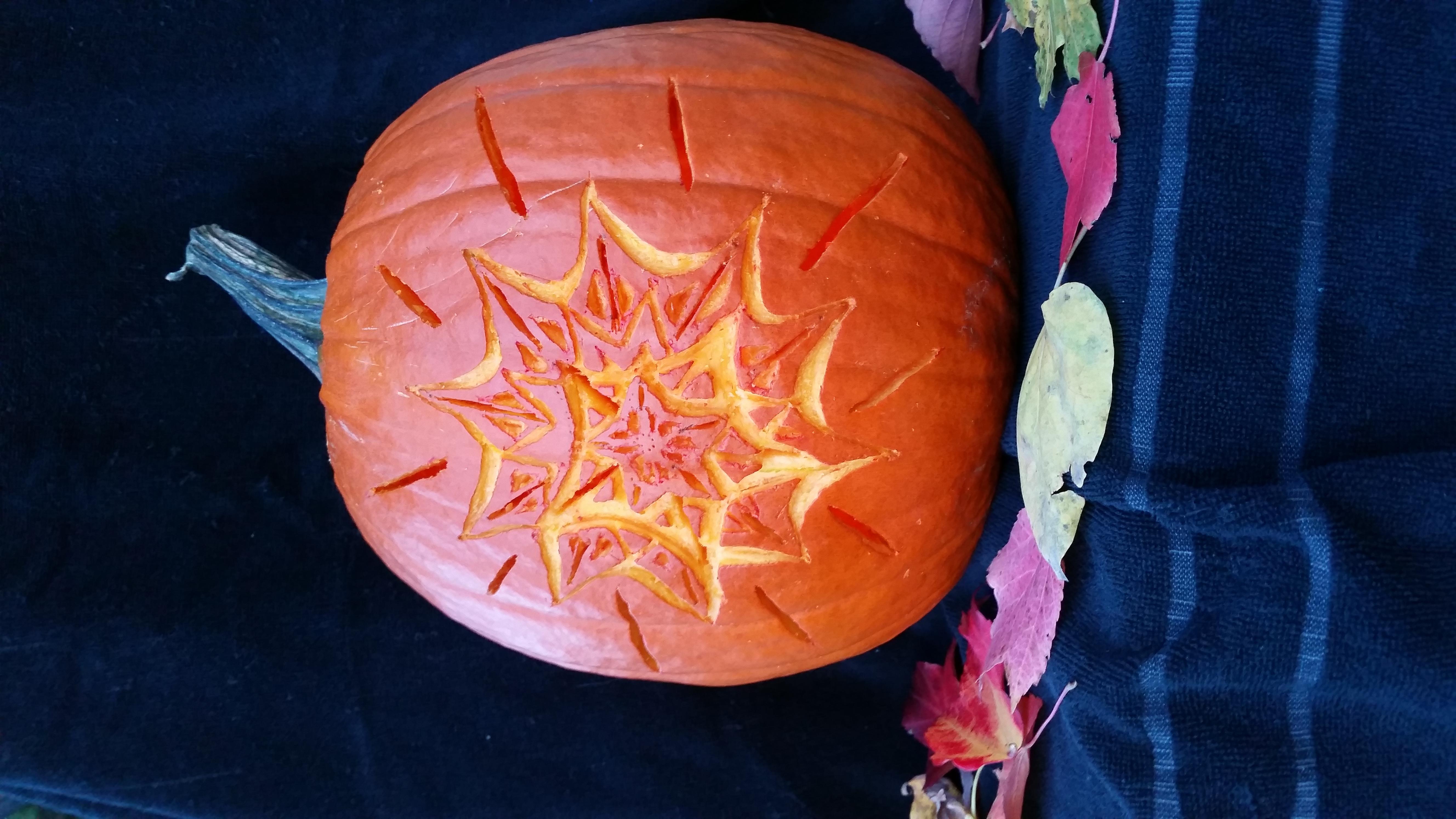 Wolfram Pumpkin