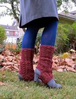 Leggings detail