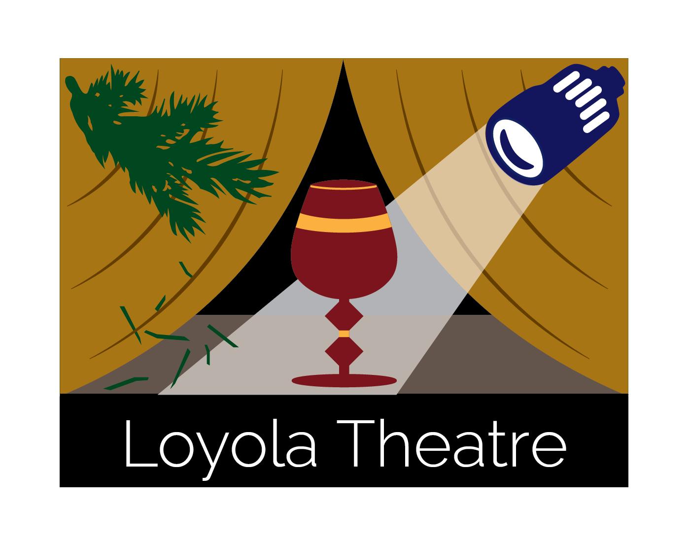 Loyola Theatre Logo