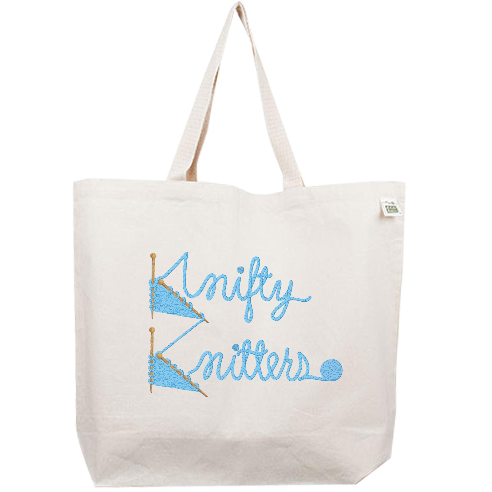 Knifty Knitters Tote