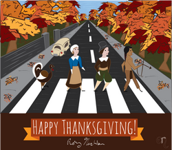 Giving Thanks on Abbey Road