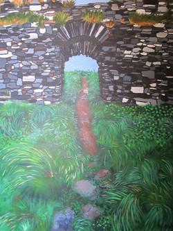 Abbey Island Arch