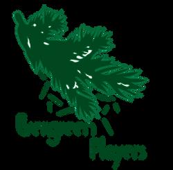Evergreen Players Logo