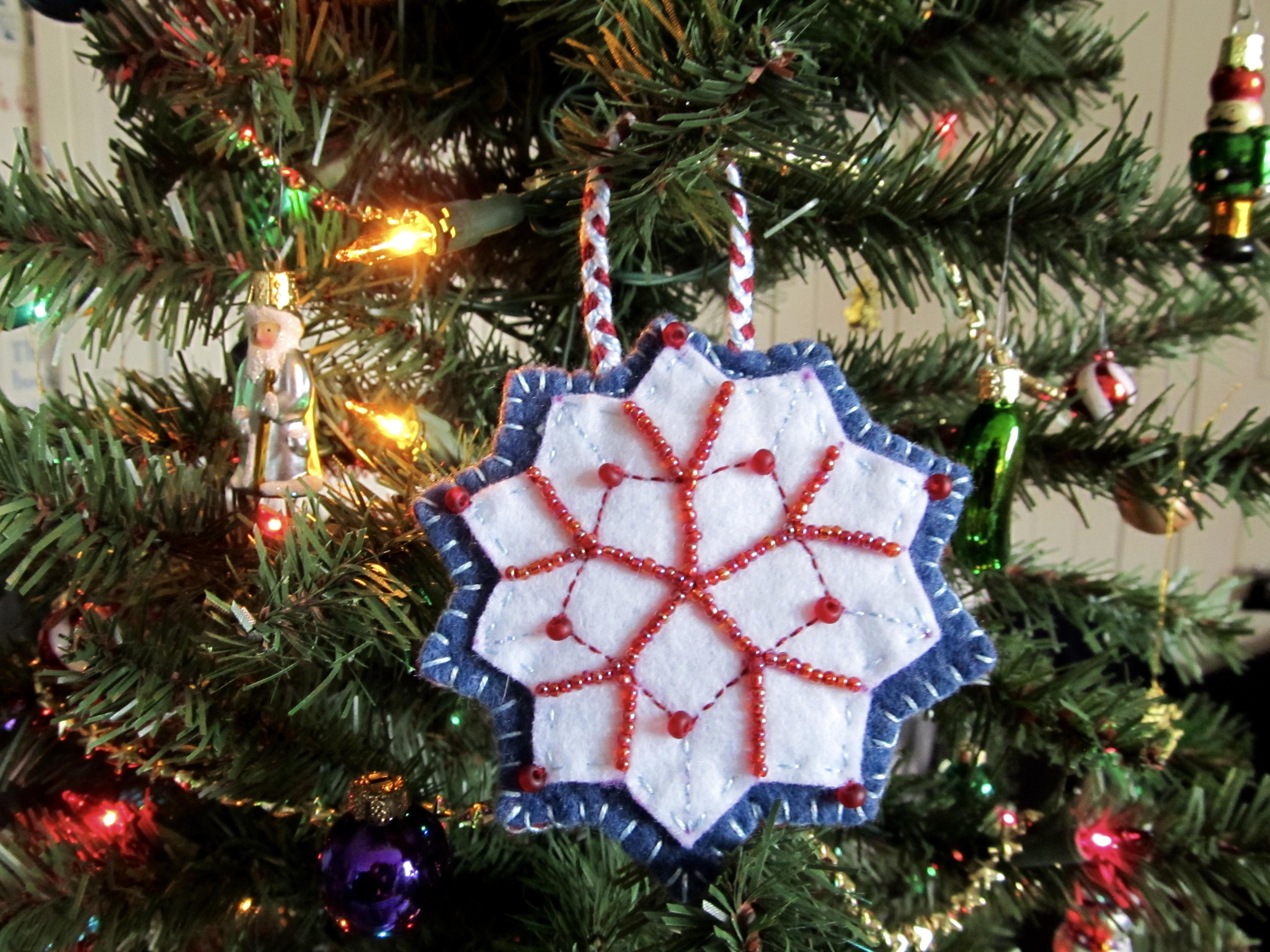 Wolfram Spikey Snowflake