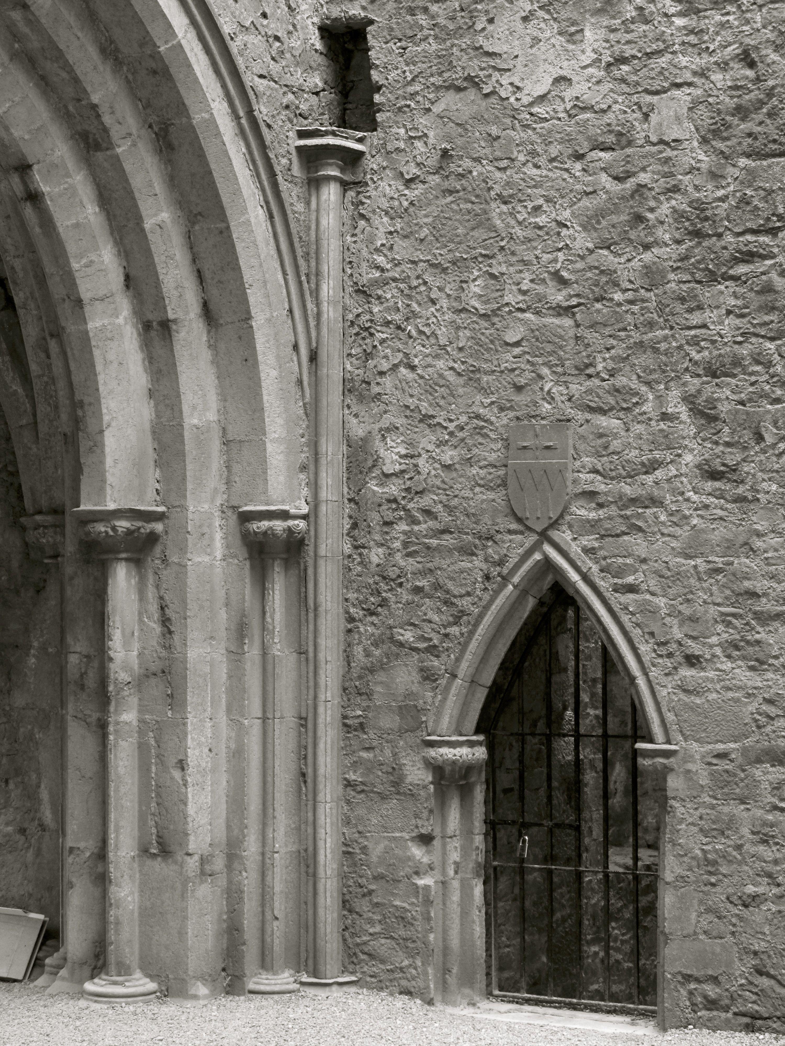 Rock of Cashel Door