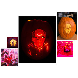 Wolfram Pumpkins