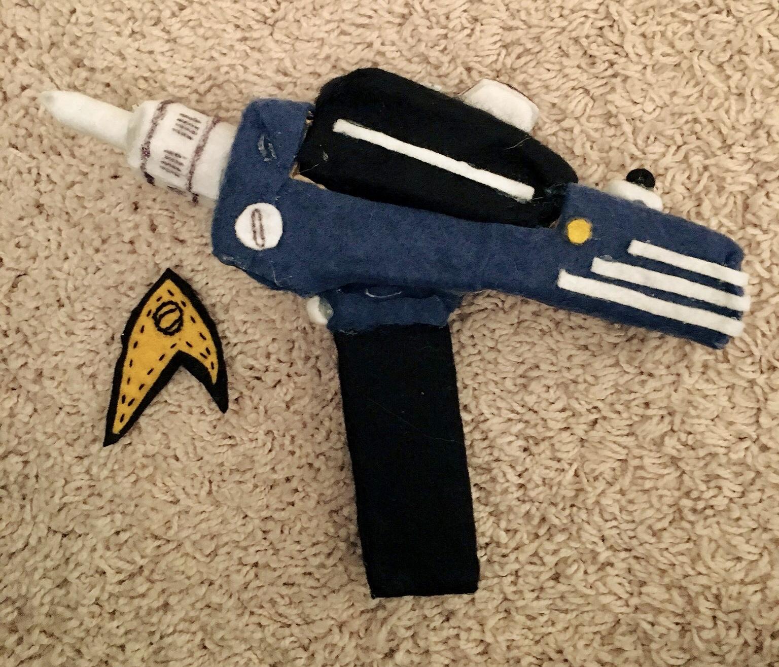 Star Trek Phaser