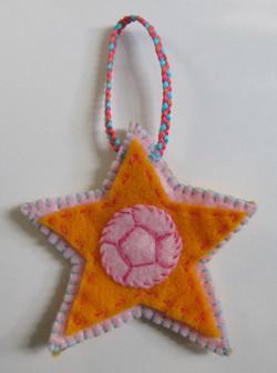 Steven Universe Ornament (Stevonnie)