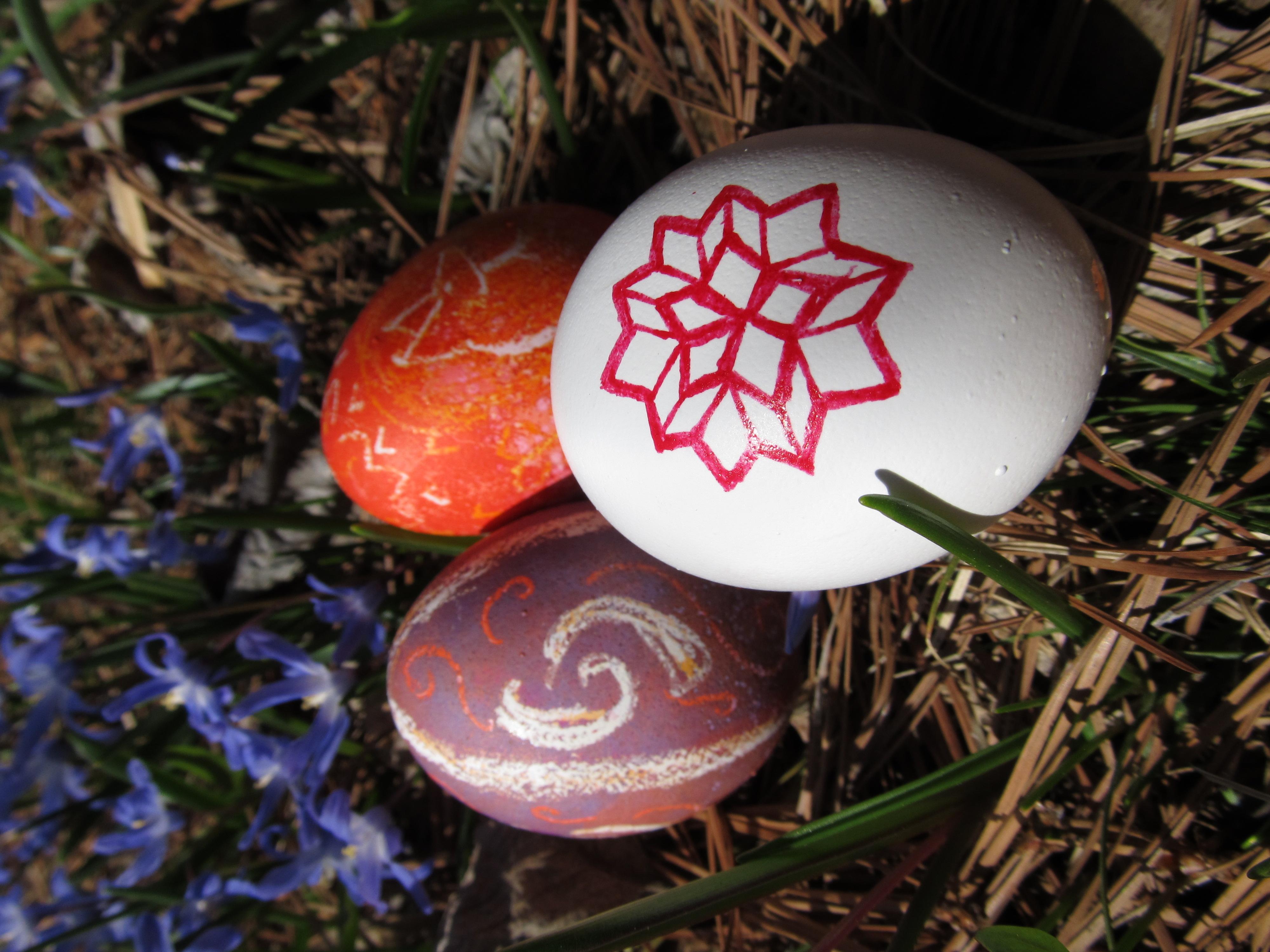 Wolfram Eggs