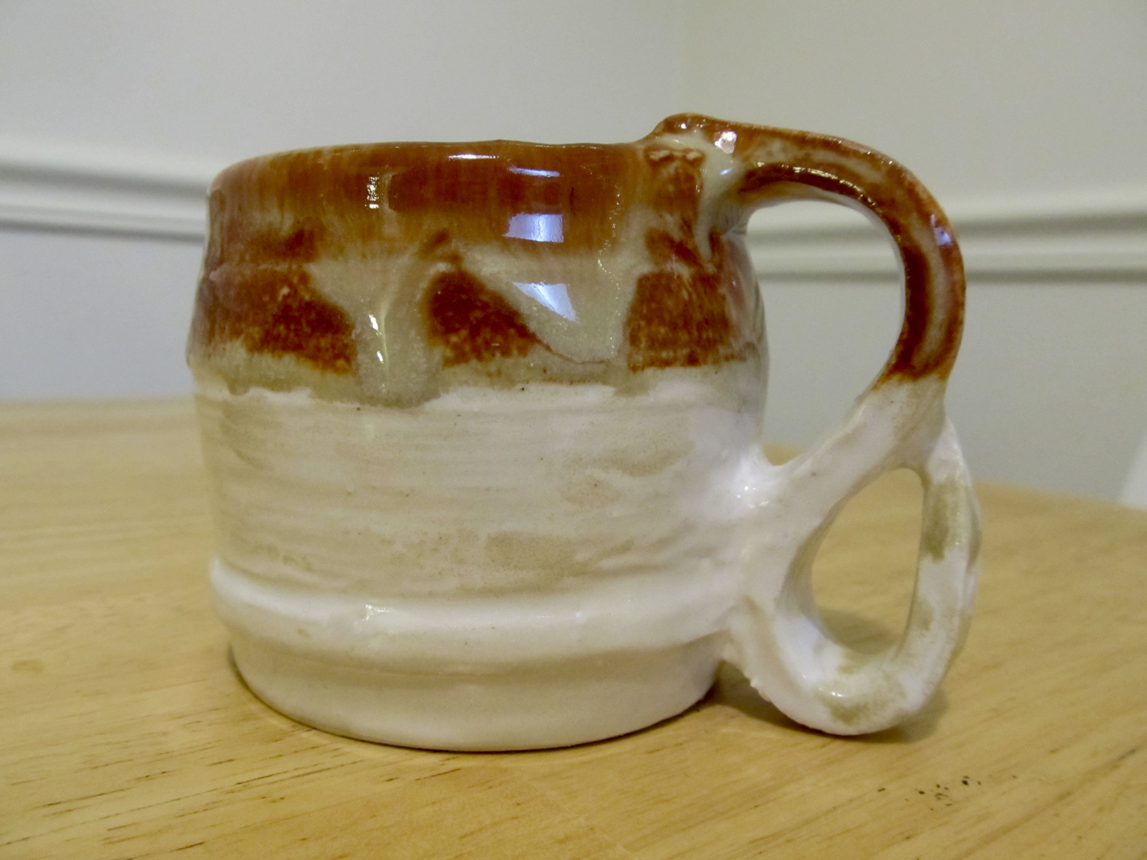 Apricot Mug