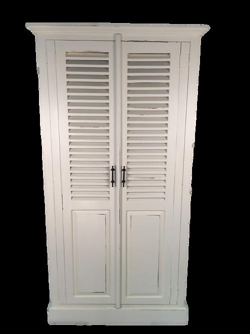 decorcache | The Lily Shutter Door TV Cabinet