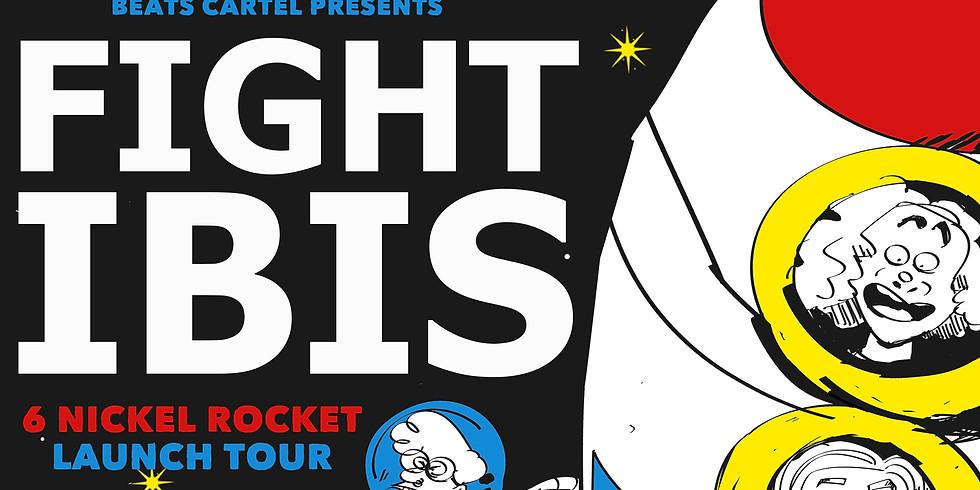 FIGHT IBIS | SUNSHINE COAST