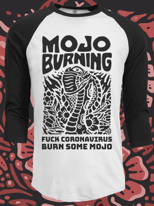 Mojo burning CV 3/4 LS