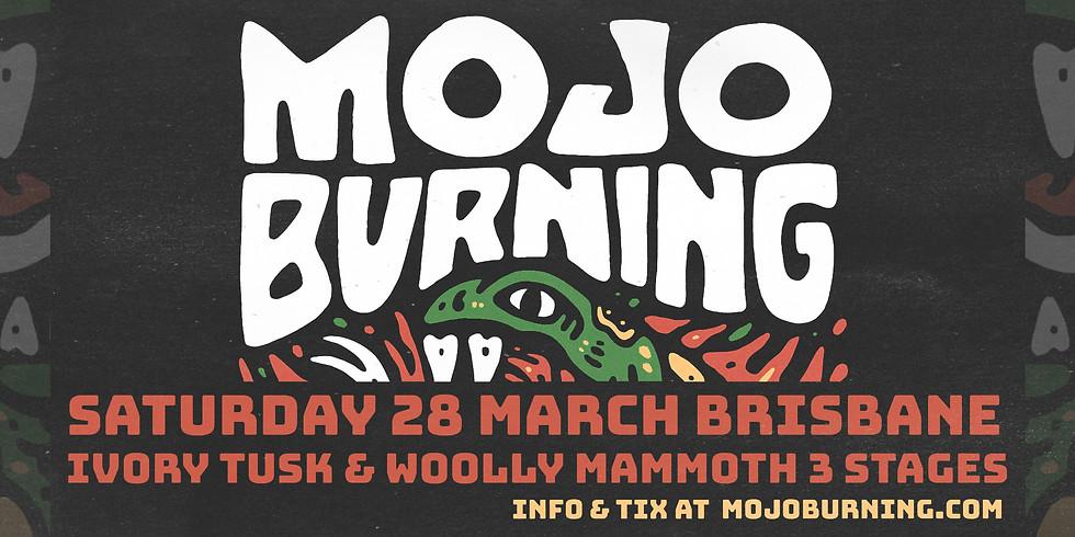 MOJO BURNING 2020